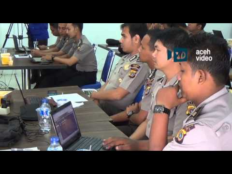 Warga Aceh Kini Bisa Pakai 110 Hubungi Polisi