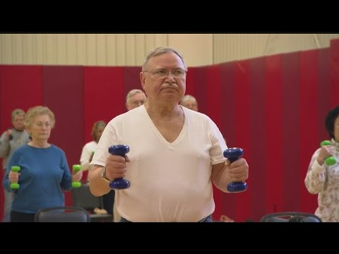 Campaign to get Ohio seniors active aims to lower obesity rates