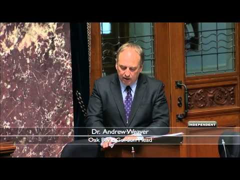 Andrew Weaver on Bill 30 - LNG Project Development