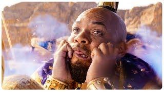 Aladdin Asks Genie To Make Him A Prince Scene - ALADDIN (2019) Movie CLIP HD
