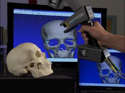 Polhemus FastSCAN 3D Laser Scanner