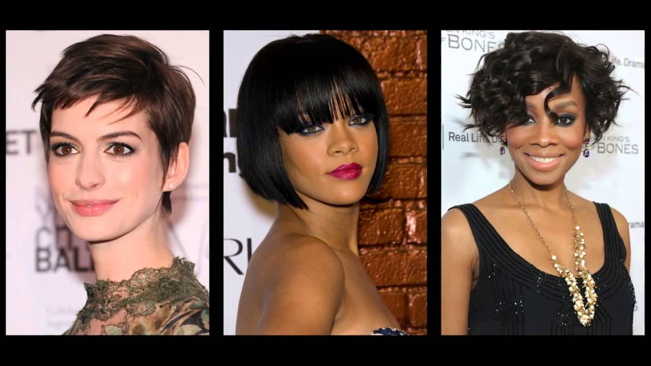 Fryzury Wieczorowe Krótkie Włosy