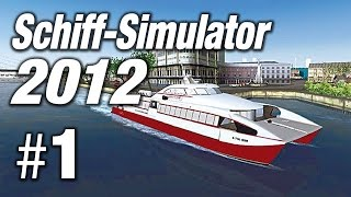 Thumbnail für das Schiff Simulator 2012 Let's Play
