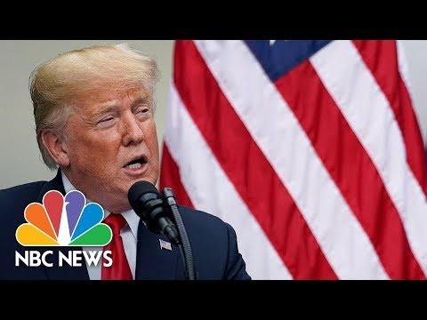 President Donald Trump Delivers Remarks To Steel Workers In Granite City, IL | NBC News