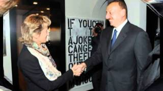 Aliyev Ilham  Our ultimate goal turn Azerbaijan into a developed country