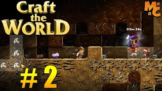 Прохождение Craft the World [Часть 2] Копаем всё Глубже!