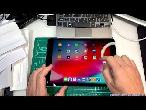 """ГадЖеТы: достаем из коробки новый Apple iPad 10.2"""" 7 поколения и тестируем утилиту EasyCanvas"""