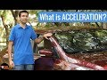 What is acceleration mp3