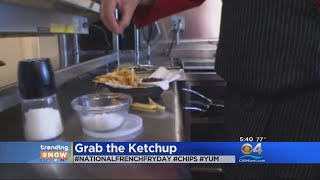 Trending: National French Fry Day 2018