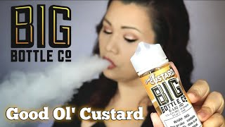 big Bottle Co Good Ol' Custard - 120ml Обзор Жидкости