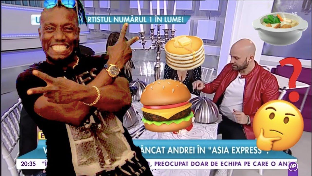 Am gatit ceva especial la Antena Stars pt. Andrei