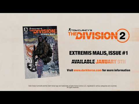 The Division: Extremis Malis - New Comic Series Official Trailer