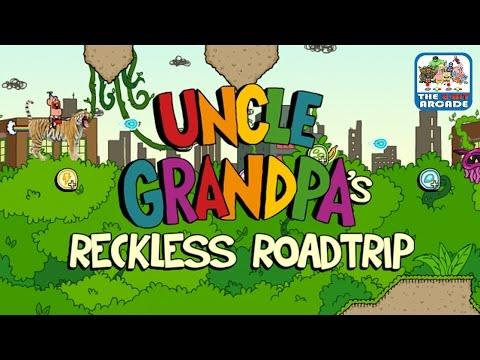 Uncle Grandpa's Reckless Roadtrip – Battle Weird Monsters