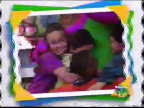 Discovery Kids Latinoamérica - Créditos Save-Ums! + Enseguida + Intro Barney - Febrero 2005
