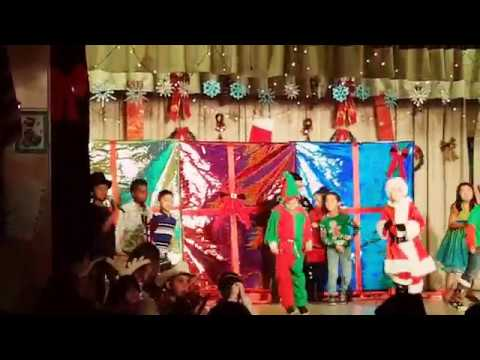 We wanna see Santa do the Mambo performed by 2nd Grade Cedargrove Elementary School