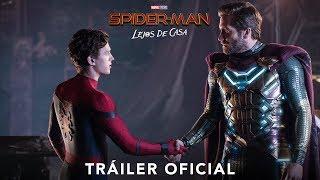 ⚠️¡CUIDADO SPOILERS!⚠️ Spider-Man: Lejos de Casa | Tráiler Oficial en Español | HD