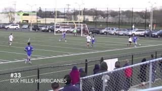 John Arauz Class of 2018 Soccer Highlight Video