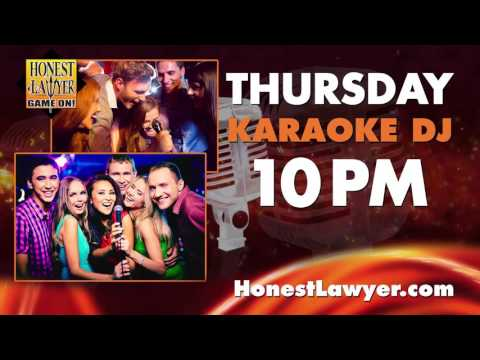 Honest Lawyer Karaoke & Shots 3 3051