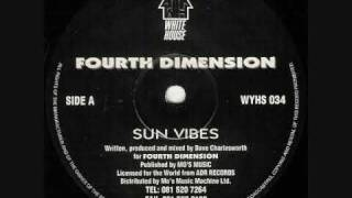 Dave Charlesworth (Fourth Dimension) - Sun Vibes
