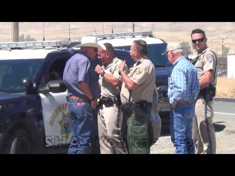Meat Producer Caught Lying to CA Highway Patrol & Fresno Sheriff