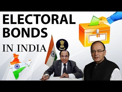Electoral Bonds for political funding in India - Can it eliminate black money from politics?