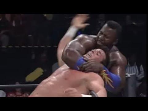 Harlem Heat vs. Stars & Stripes - WCW Tag Team Championship Match: WCW Saturday Night, Jan. 14, 1995