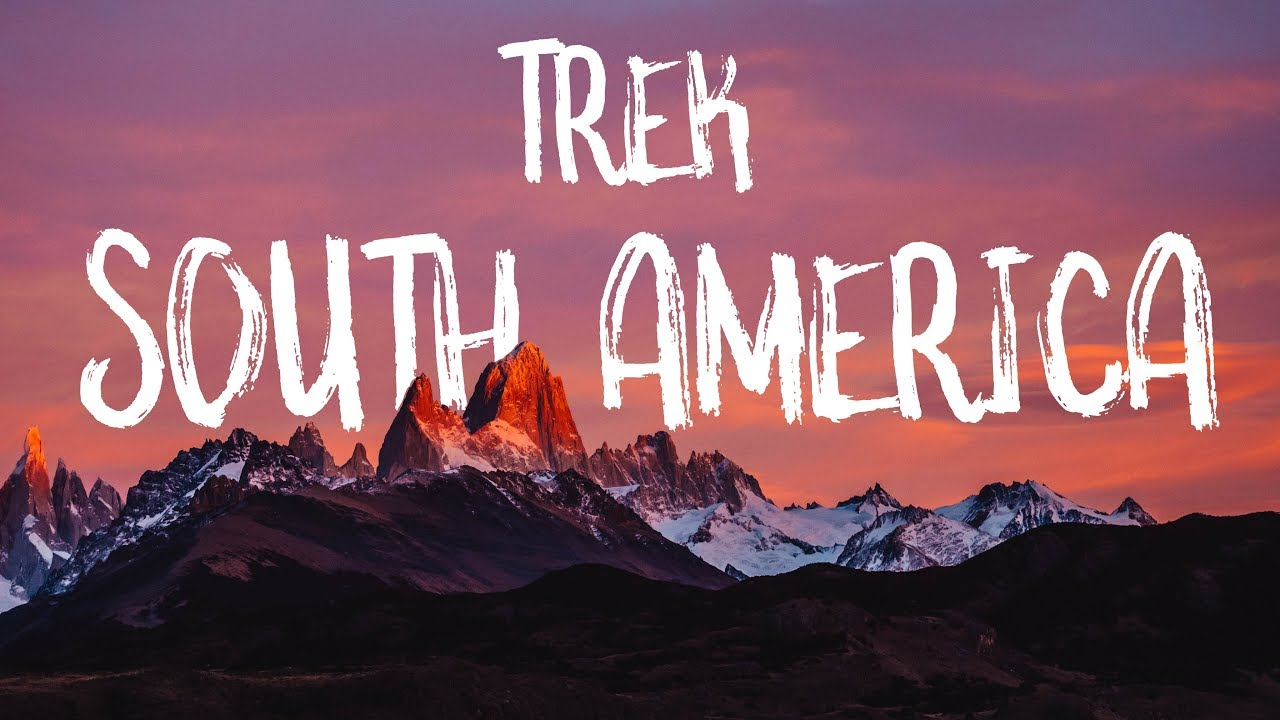 Trekking MADNESS in South America!