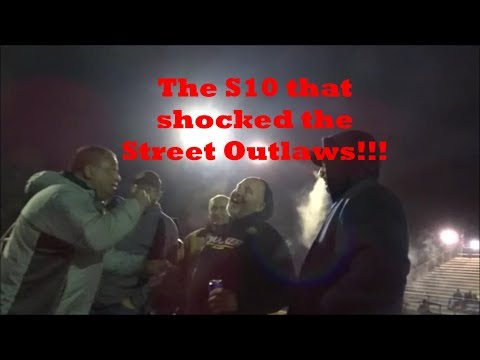 Download Youtube: The S10 that shocked the world & The Street Outlaws!!!