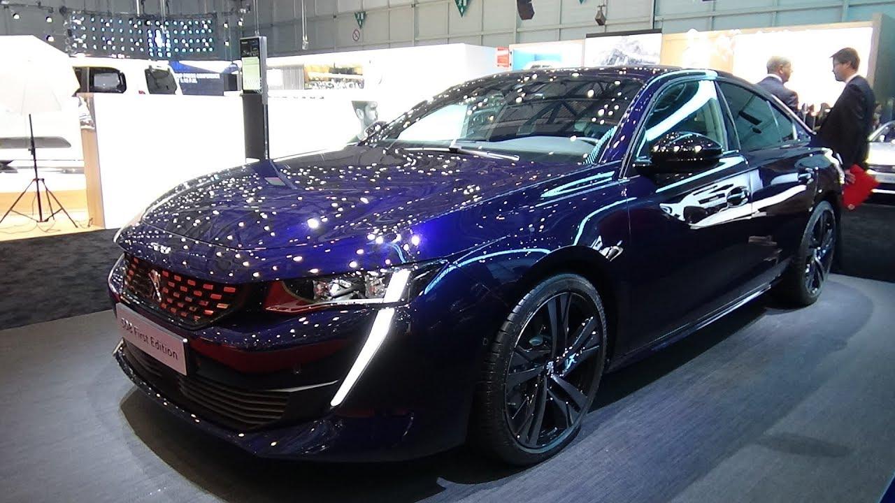 Partner Peugeot 2018 >> 2019 Peugeot 508 - Exterior and Interior - Geneva Motor Show 2018 - YouTube
