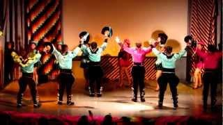 CAPORAL - Ballet de Danzas Andinas *America Morena*   -  2012
