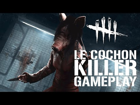 LE COCHON / THE PIG KILLER GAMEPLAY FR #2 | DEAD BY DAYLIGHT | AMANDA YOUNG |
