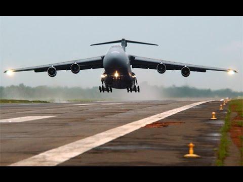 U.S. Military- Mega Plane- Air Force Transport (Full Documentary)