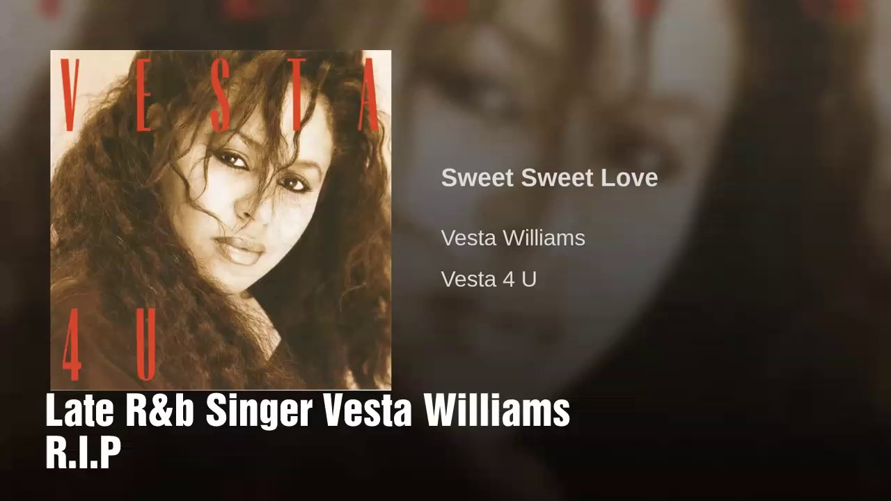 Vesta williams – special lyrics | genius lyrics.