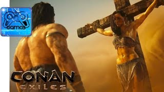 Conan Exiles - CG Трейлер (Cinematic)