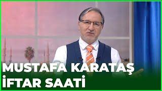 Prof. Dr. Mustafa Karataş ile İftar Saati - 20 Mayıs 2020