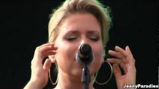 Jeanette Biedermann - Solitary Rose - September 2011 IFA