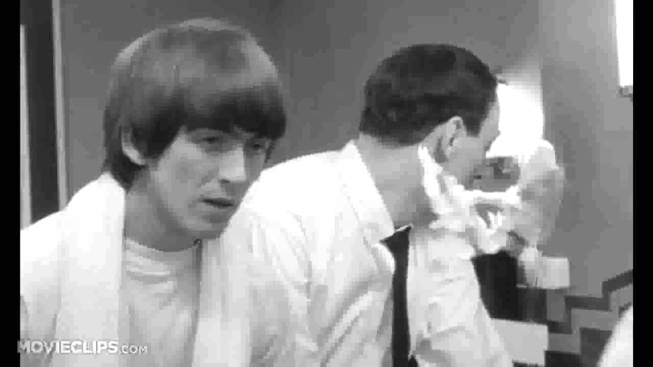 A Hard Day S Night Movie Clip John In The Bath 1964 Hd Youtube
