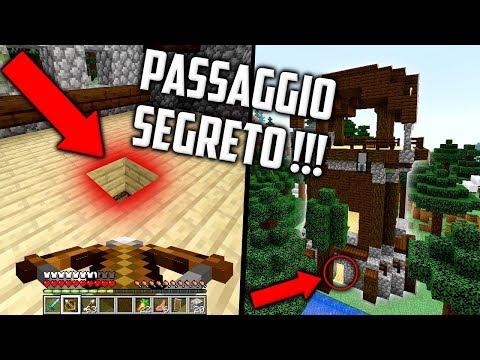 UN PASSAGGIO SEGRETO NELLA NUOVA BASE DEI PILLAGER !!!