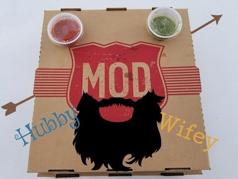 MOD PIZZA (VEGAN/PLANTBASED) EAT WITH US