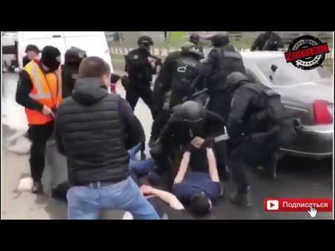 ЖЕСТОКОЕ задержание Организованной Преступной Группы (как это бывает)
