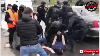 Gambar cover ЖЕСТОКОЕ задержание Организованной Преступной Группы (как это бывает)
