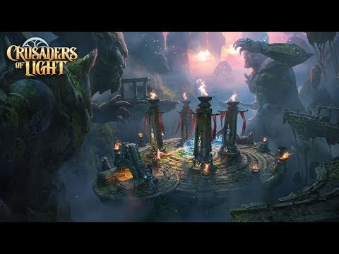 Crusaders Of Light Gameplay Android Ios World Of