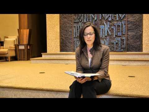 Cantor Cohen Teaches Psalm 27 for Rosh Hashanah
