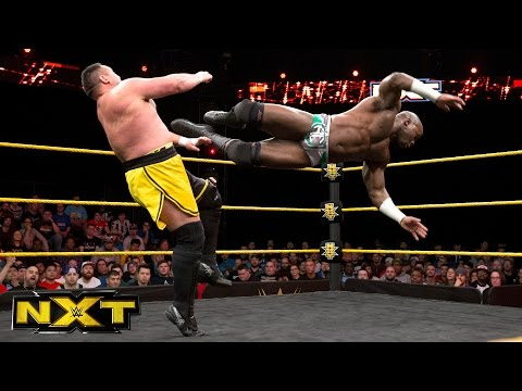 Apollo Crews vs. Samoa Joe: WWE NXT, April 20, 2016