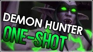 Demon Hunter PvP One-Shot + Guide - WoW Legion 7.1.5