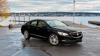 2017 Buick LaCrosse Premium Car Review