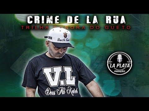 Trilha Sonora do Gueto - Crime de lá Rua - Lyric Video Oficial