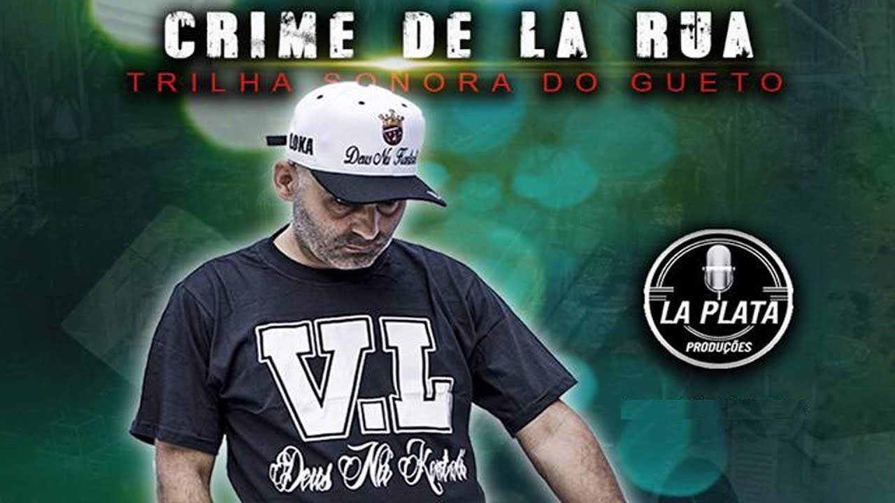 Trilha Sonora do Gueto - Crime de lá Rua - Lyric Video Oficial - YouTube bdfaedd6f9a
