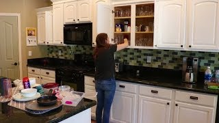 ENTIRE HOUSE WEEKEND SPEED CLEANING ROUTINE | CLEAN WITH ME