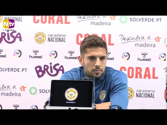 João Vigário analisa arranque do campeonato: